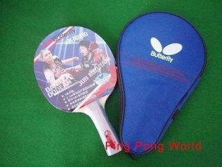 Butterfly Table Tennis Racket TBC401, NEW