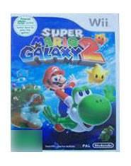 Super Mario Galaxy 2 Nintendo Wii, 2010