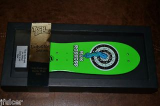 Tech Deck Collector Series Rob Roskopp Santa Cruz 1984 Skateboard NIB