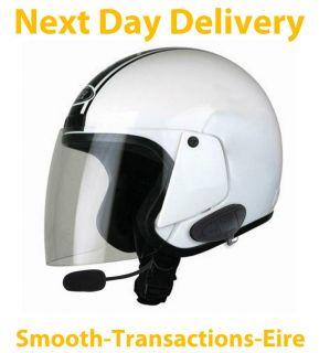 Bike Helmet Rider Bluetooth Headset Microphone Mic for Mobile Phone