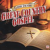 Country Great Country Gospel CD, Mar 2005, Time Life Music