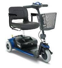 Pride Mobility Go Go Elite Traveller 3 Wheel Scooter