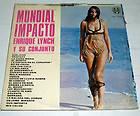 ENRIQUE LYNCH Y SU CONJUNTO MUNDIAL IMPACTO SEXY COVER PERU LP