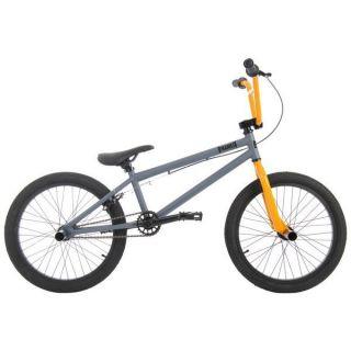 Framed FX3 Pro BMX Bike 20 Grey/Orange