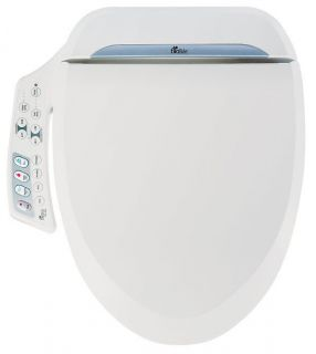Bio Bidet BB 600 Ultimate Electric Bidet Toilet Seat Elongated White