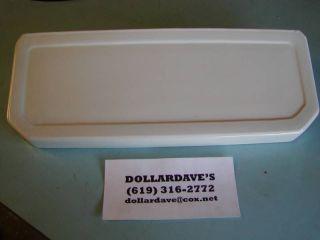 Eljer Los Angeles, CA Toilet Tank Lid Very old