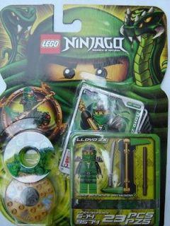 green ninja toy