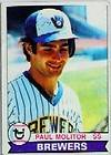 1979 TOPPS PAUL MOLITOR 24 GREAT CONDITION
