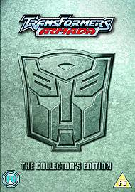 Transformers Armada Volume Vol 5 Boxset The Collectors Edition
