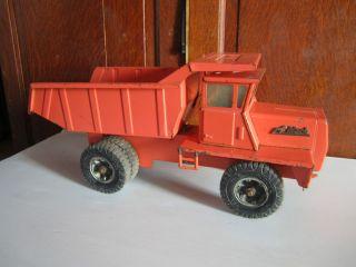 Vintage 1960s Buddy L Mack Hydraulic Dump Truck used