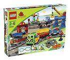 LEGO 5609 DUPLO DELUXE TRAIN SET BUILDING BLOCK TOY PLAYSET BRAND NEW