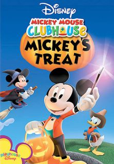 Mickey Mouse Clubhouse   Mickeys Treat DVD, 2007