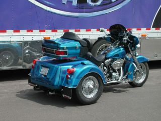 roadsmith trike kit softtail models heritage fatboy