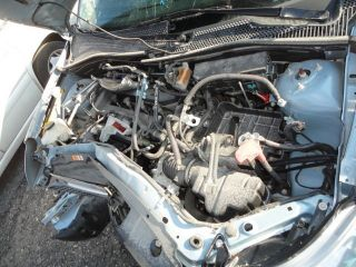 11 FOCUS ENGINE 2.0L MOTOR DOHC DURATEC (Fits Ford Transit Connect
