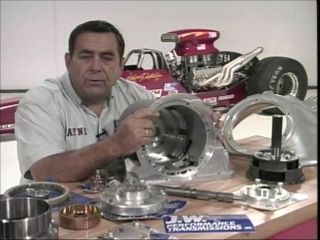 The Hi Performance Chevy Racing Powerglide Transmission / DVD Detailed