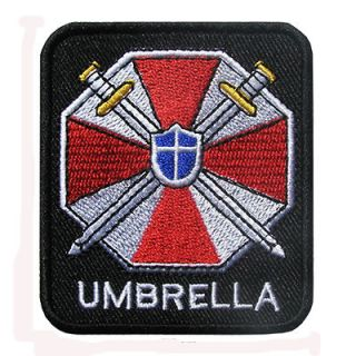 NEXT  Umbrella Corp Biohazard Resident Evil Patch Badge