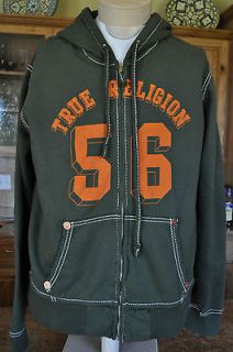 true religion hoodie in Mens Clothing