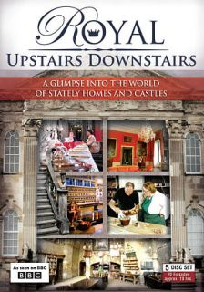 Royal Upstairs Downstairs DVD, 2011, 5 Disc Set