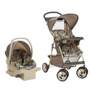 COSCO Commuter Baby Stroller & Car Seat Travel System