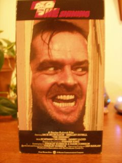 the shining vhs in VHS Tapes