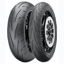 GT650R (05 10) Front 120/60ZR17 Dunlop Sportmax Q2 Motorcycle Tire