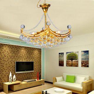 Restaurant lamp chandelier crystal lamp lights bedroom lamps bedroom