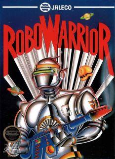 Robo Warrior Nintendo, 1988