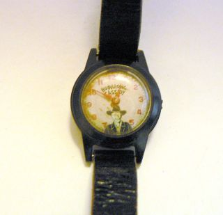 hopalong cassidy watch in Jewelry & Watches