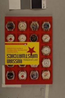 Russian Wristwatches Pocket Watches, Stop Watches, Onboard Clock and