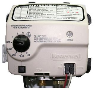 water heater gas valve in Home & Garden