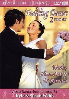 Invitation To Dance   Wedding Dance DVD, 2003, DVD Disc with Bonus