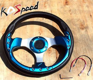 universal steering wheel in Steering Wheels & Horns