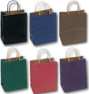 KRAFT PAPER GIFT BAGS SHOPPING WHOLESALE BAGS PARTY WEDDING SUPPLIES