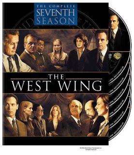 The West Wing The Complete Seventh Season DVD