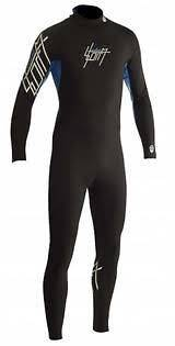 New Winter Steamer Wetsuit 5/3 Double lined Heavy Duty Chest Panel