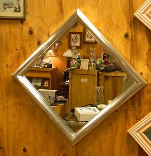 Windsor Art Products Silver Framed Mirror