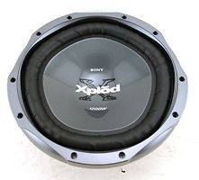 Sony Xplod XS GTX120LW 12 1200W Peak Power Car Subwoofer