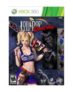 Newly listed Lollipop Chainsaw (Xbox 360, 2012) MINT CONDITION