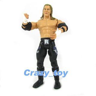 Y19 WWE Superstar Wrestling Zack Ryder figure + belt
