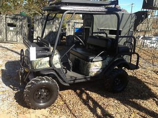 2012 BAD BOY BUGGY XTO 4 WHEEL ALL ELECTRIC