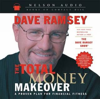 Plan for Financial Fitness by Dave Ramsey 2003, CD, Abridged