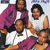 Juicy Fruit by Mtume CD, Apr 1989, Epic USA