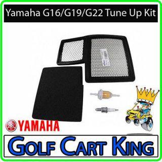 Yamaha G16,G19,G22 Drive Gas Golf Cart Tune Up Kit 96Up