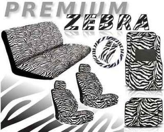 zebra seat covers in Seat Covers