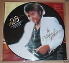 MICHAEL JACKSON Thriller LP 2008 Epic 25th Anniversary vinyl Picture