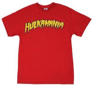 hulk hogan t shirt in Clothing,