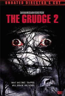 The Grudge 2 DVD, 2007, Unrated Directors Cut