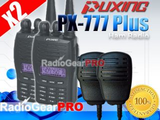 puxing 777 in Ham, Amateur Radio