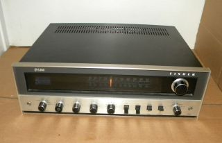VINTAGE FISHER 203 STEREO RECEIVER   EXCELLENT CONDITION