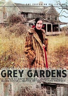 Grey Gardens DVD, 2006, 2 Disc Set, Edition